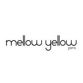 mellow yellow logo black