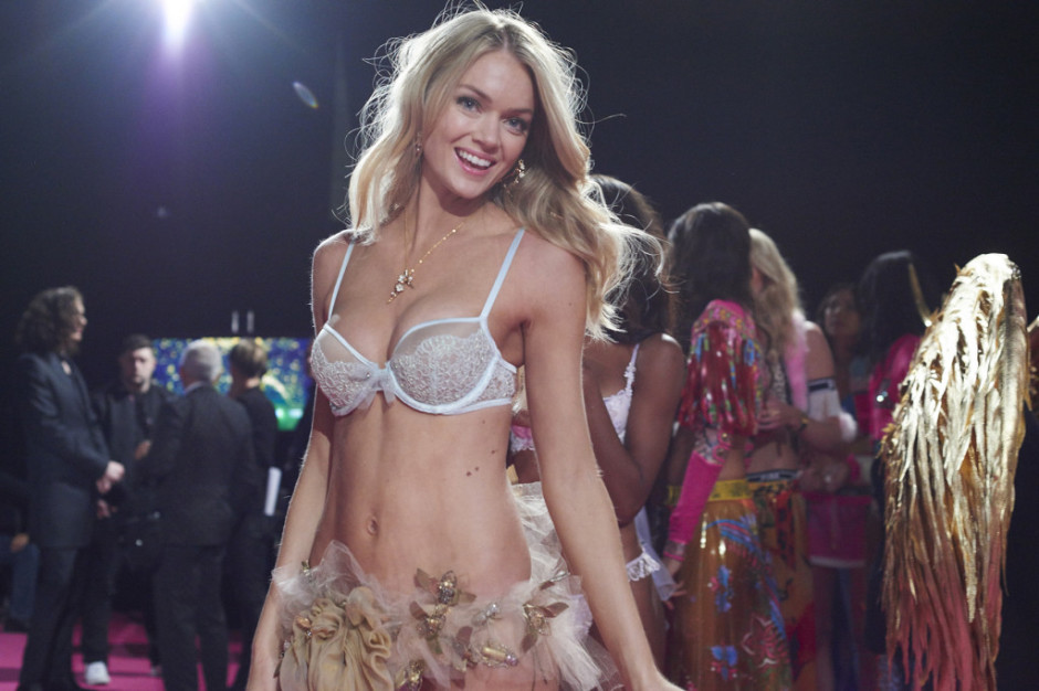Victorias Secret, London, Fashion Show, Greg Kessler, 2014, December