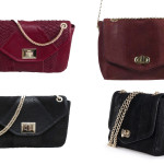 Sac mini Clark de Sézane 265€ vs/ Petit sac Petite Mendigote 69€ (en soldes) http://bit.ly/1mjZhso