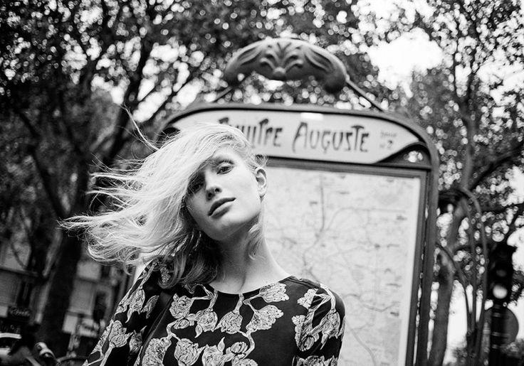 Sezane automne blondie