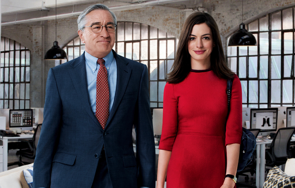 The Intern Movie - Le nouveau stagiaire