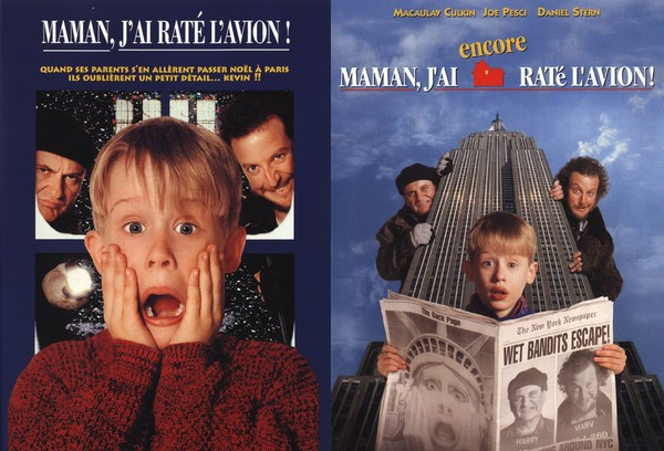 Films de Noël : Home Alone
