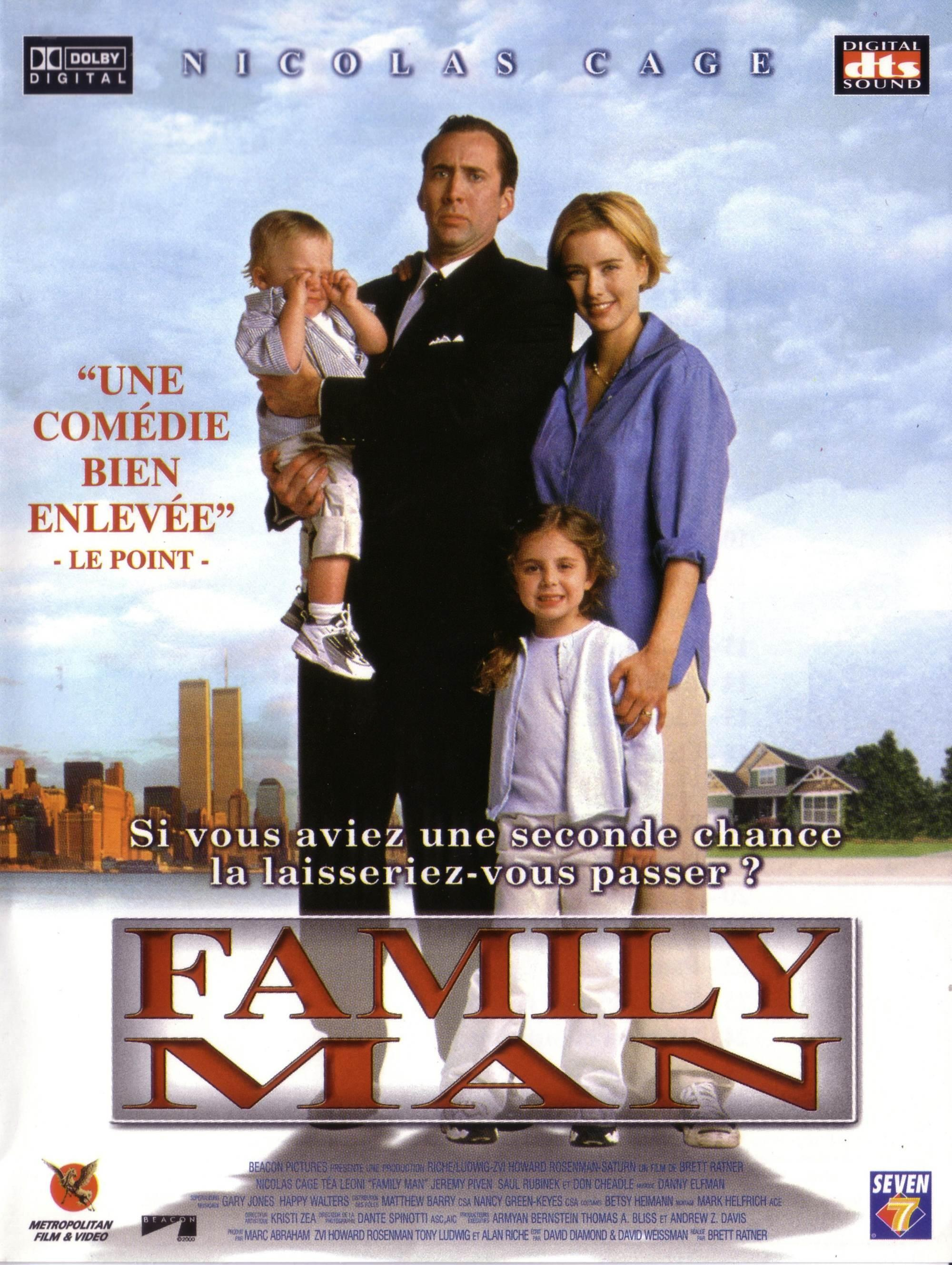 Films de Noël : Family Man