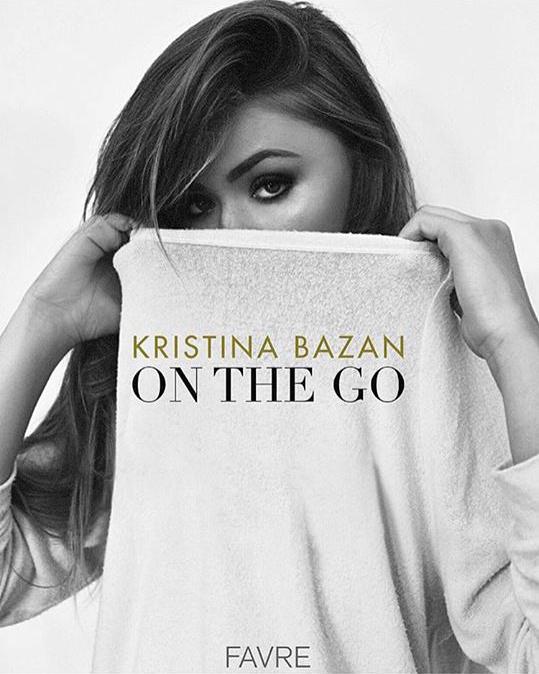 Kristina Bazan on the go Book