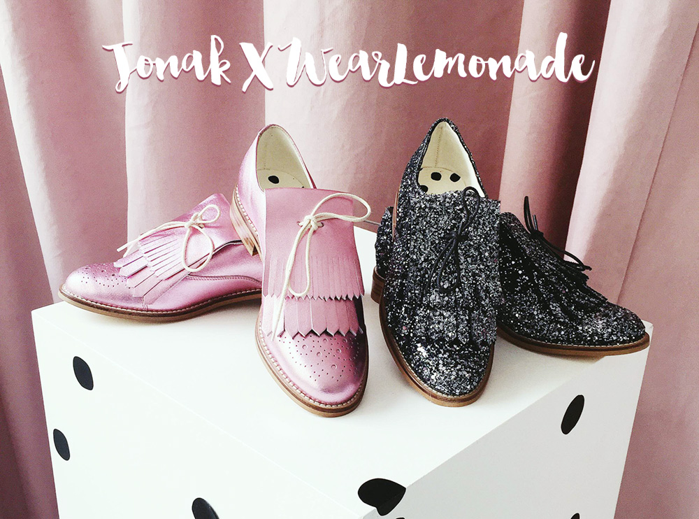 jonak x make my lemonade derbies