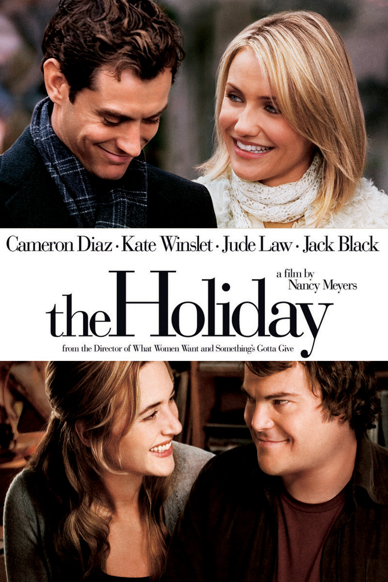 Films de Noël : The Holiday