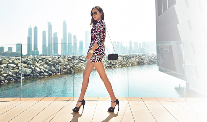 Aimee Song of style Forbes Dubai