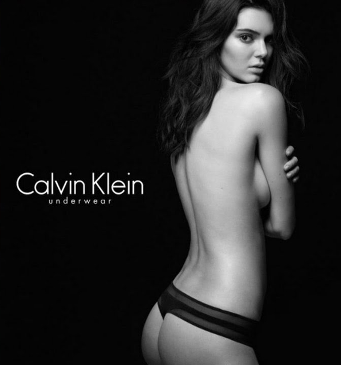 Kendall Jenner Calvin Klein My Calvins