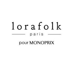 lorafolk monoprix logo
