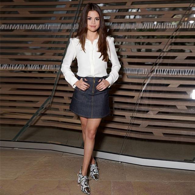 Looks de Selena Gomez48