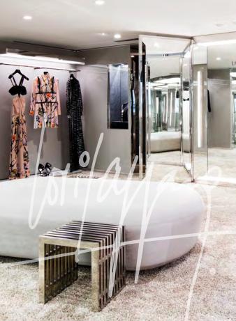 azzaro cr e une collection de linge de maison exclusive pour carrefour chlo fashion lifestyle. Black Bedroom Furniture Sets. Home Design Ideas