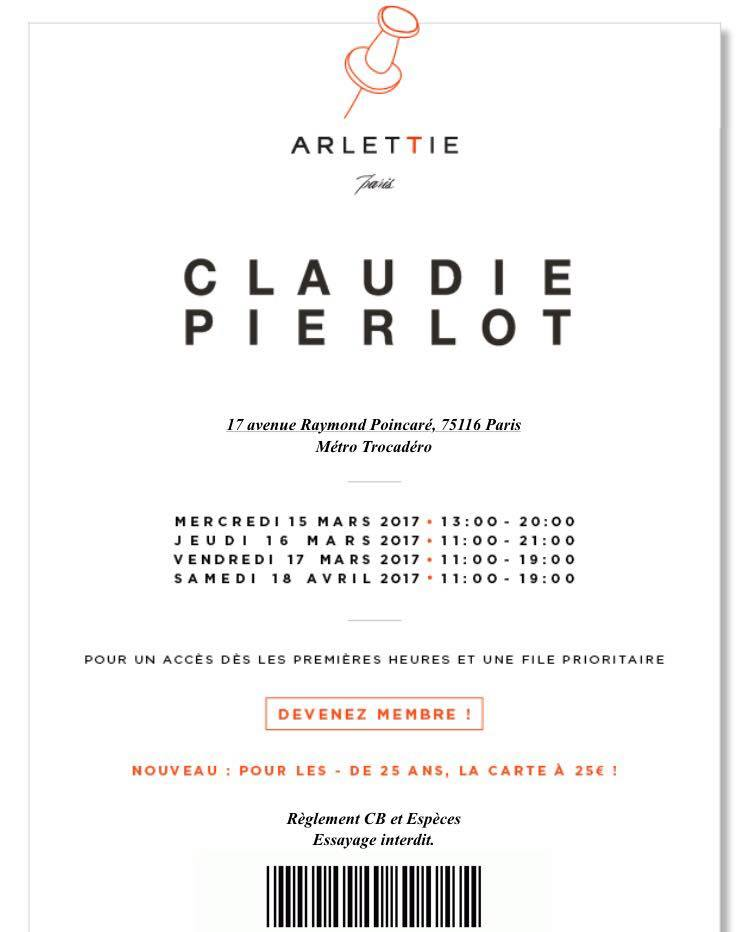 VP Claudie Pierlot