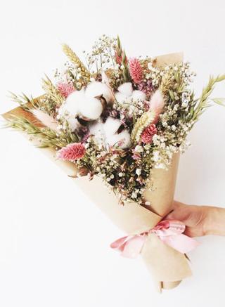 Tendance Fleurs séchées