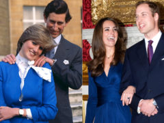 lady-diana-kate-middleton-style-blue-dresses-engagement-1040bes012411