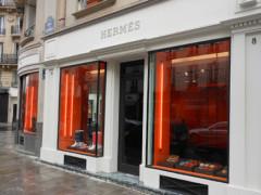 Hermès boutique