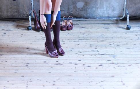 Shoes une