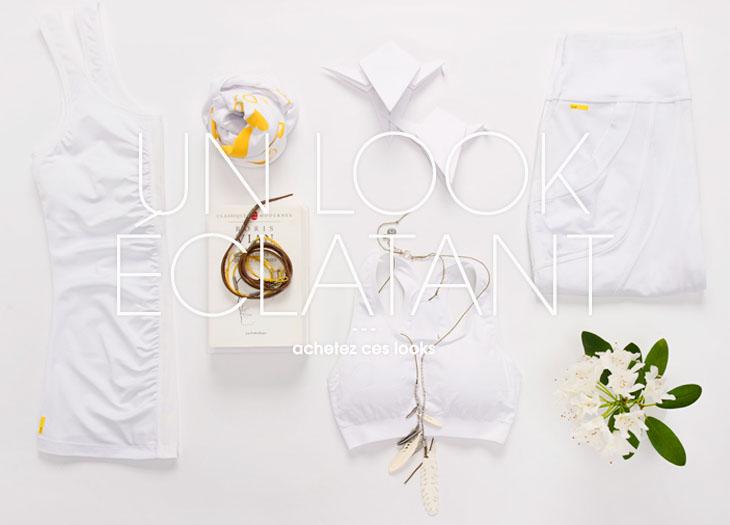 white look lolë
