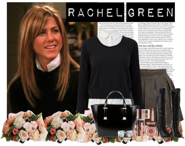 yRachel Green outfit(2)