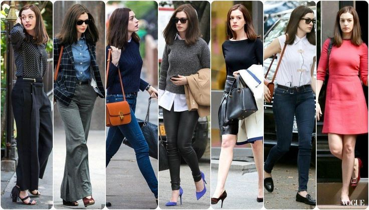 The Intern - Le nouveau stagiaire Anne Hathaway outfits