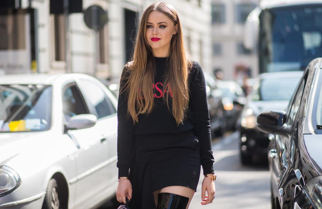 Kristina Bazan Kayture L'oréal PFW