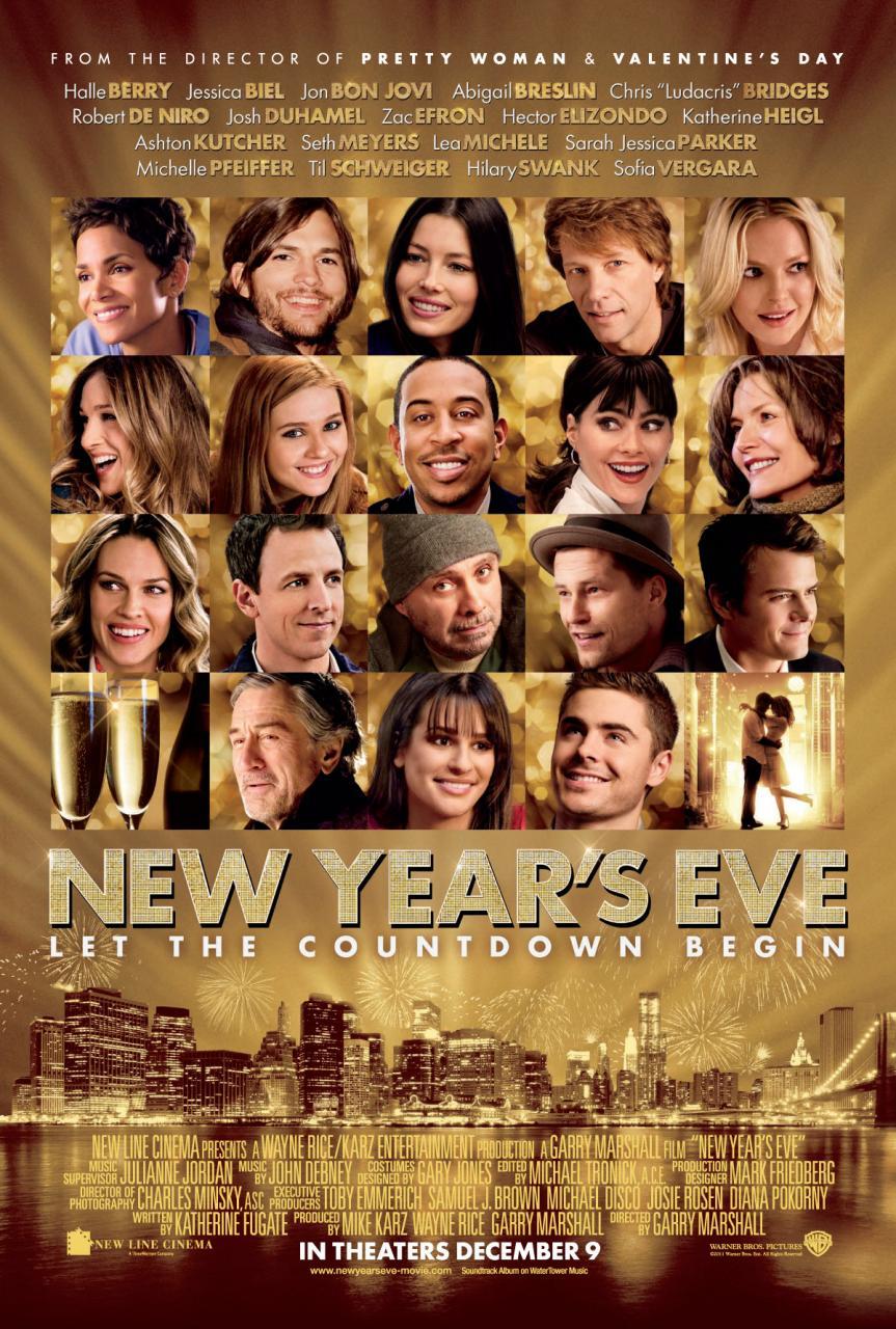 Films de Noël : Happy New Year
