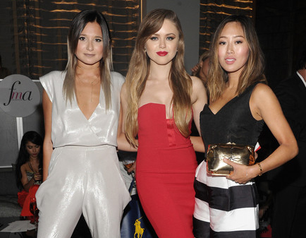 Kristina Bazan Aimee Song Forbes