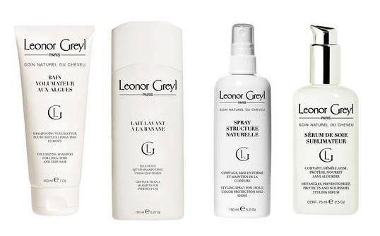 Leonor Greyl meilleurs produits