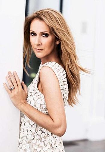 Celine Dion elle
