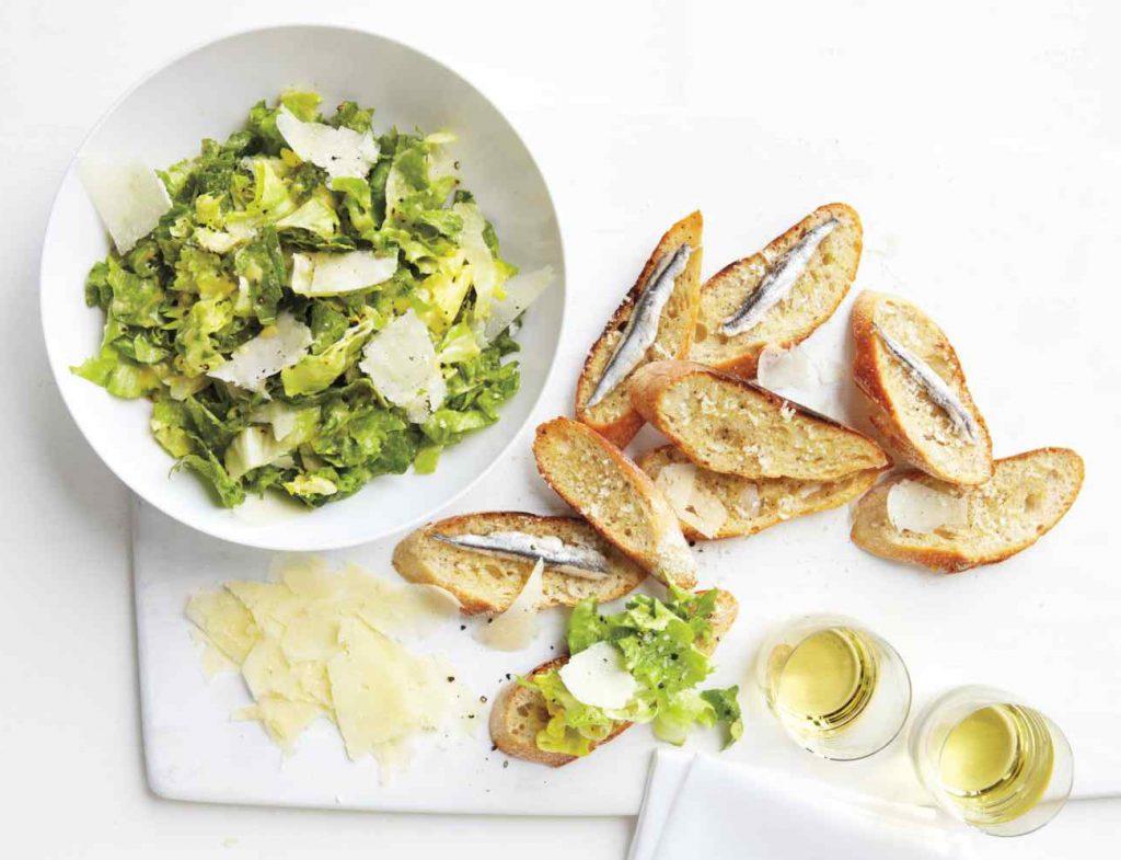 ceasar-salade