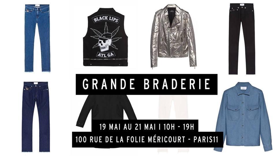 Grande Braderie April 77