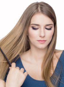 Cause de la perte de cheveux femme