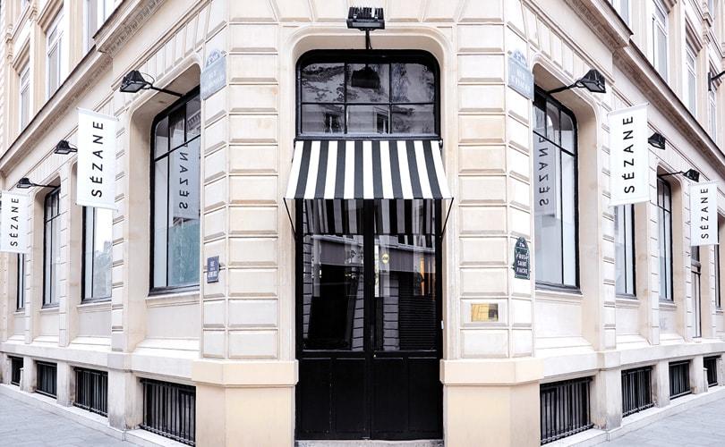 Sezane personal shopper Paris