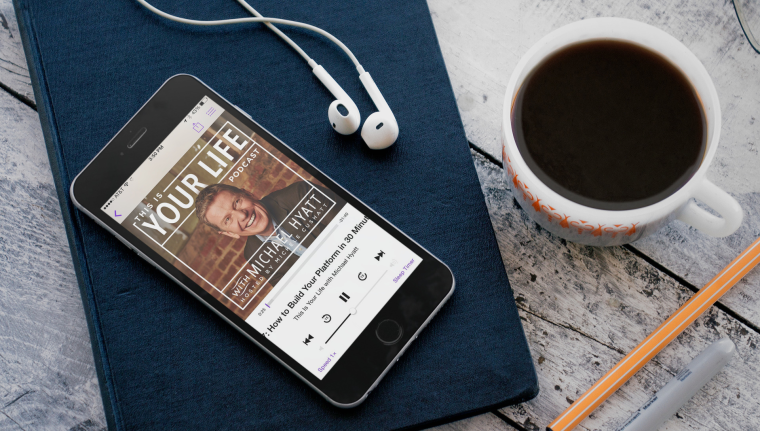 Mes podcasts