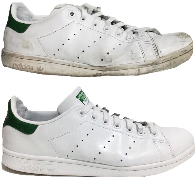 Comment nettoyer ses Stan Smith sales ? Mode d'emploi !