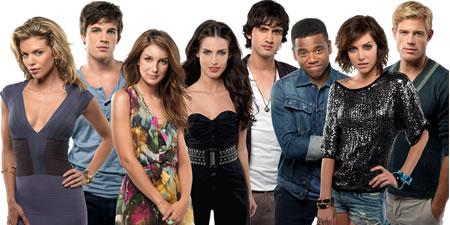 90210 reboot série
