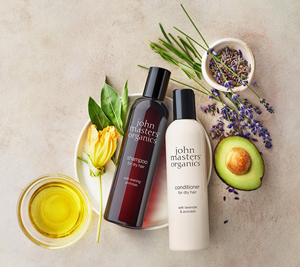 soins naturels john masters organics