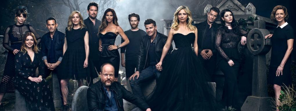 Buffy reboot série