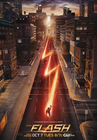 The Flash reboot série