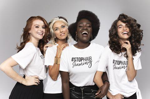 Stop Hair Shaming