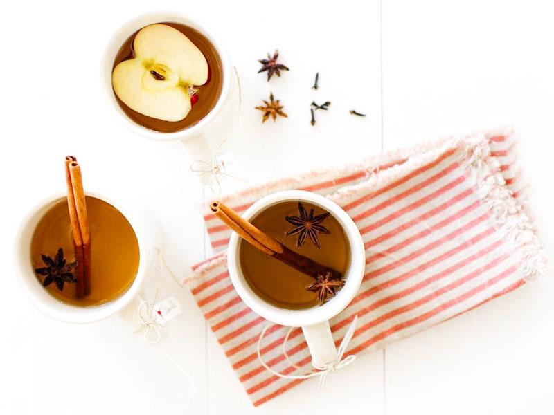 recette cidre chaud