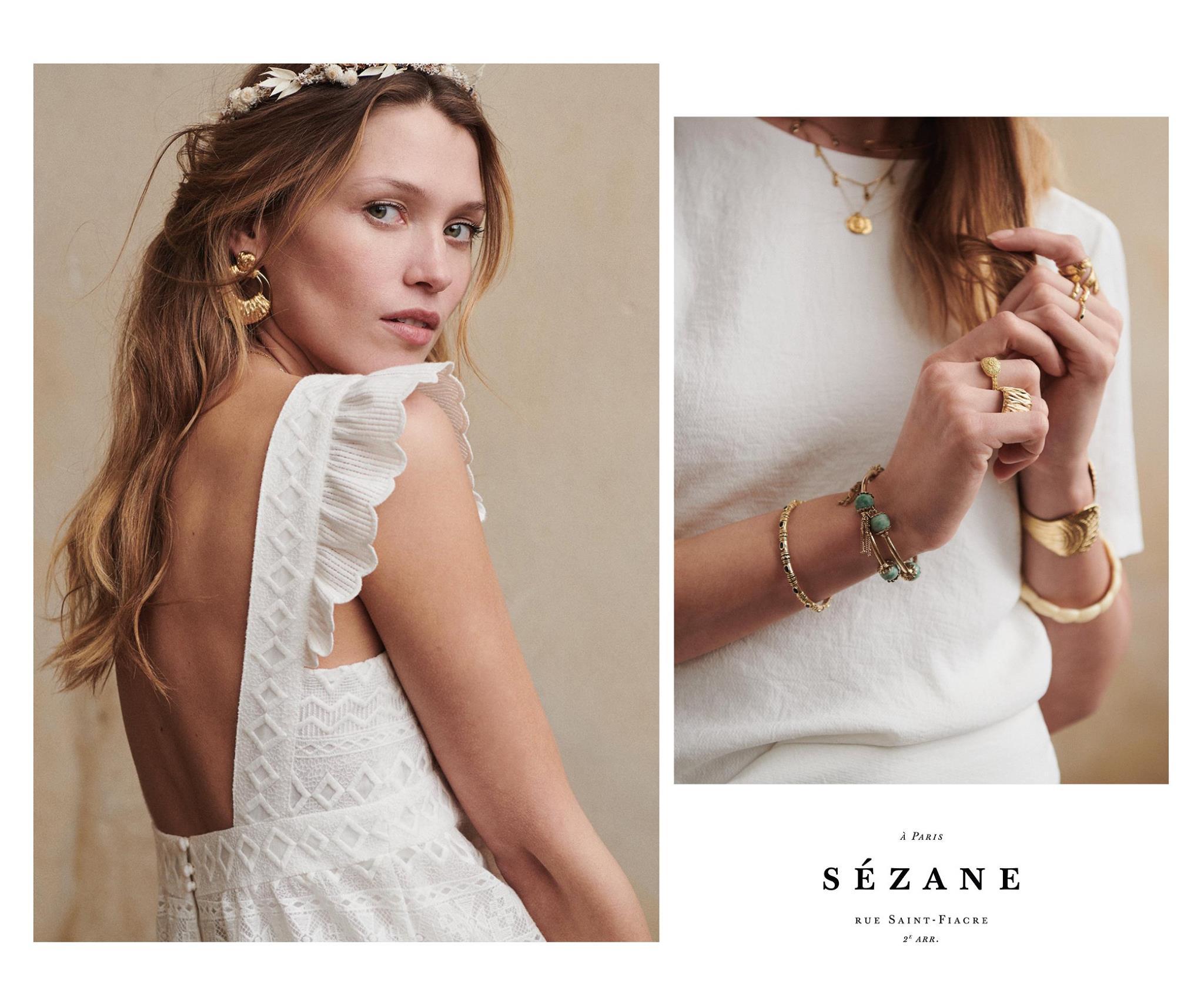 collection mariage Sezane