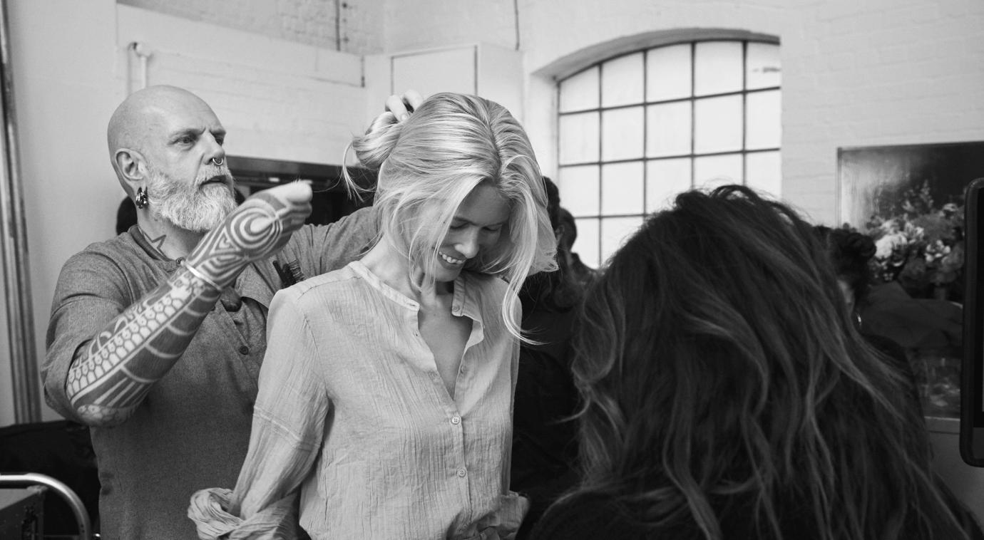Claudia Schiffer pour Ba&sh