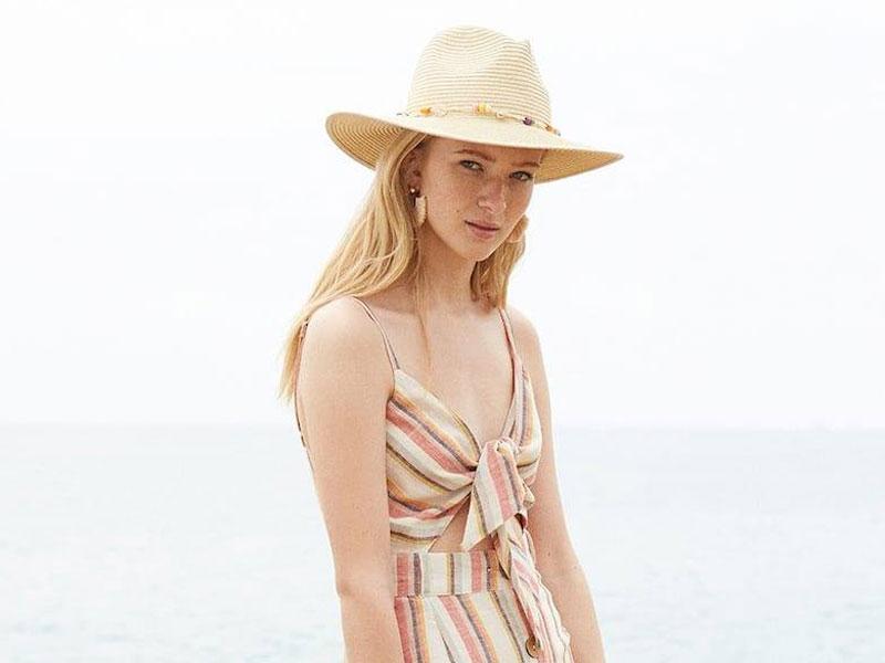 tenues d'été