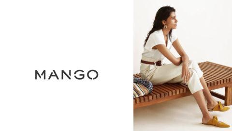 Promotion de rentrée Mango !