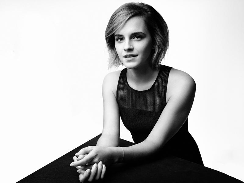 Emma Watson chez Kering