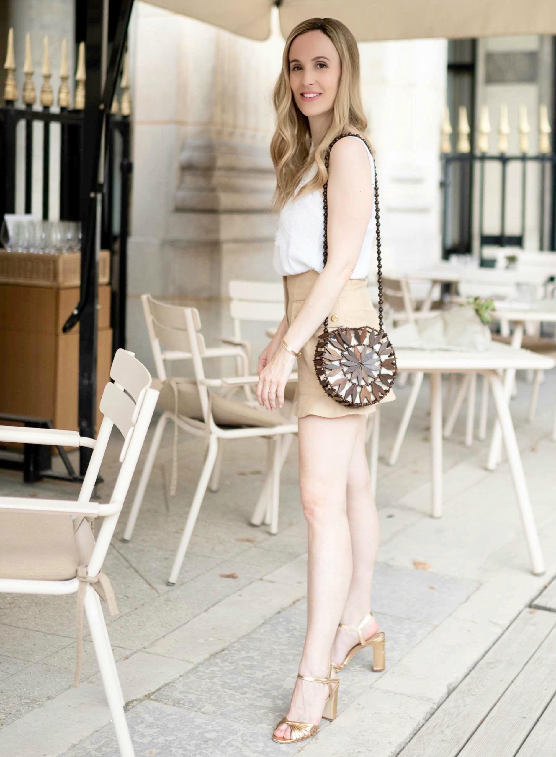 Look Blanc Beige