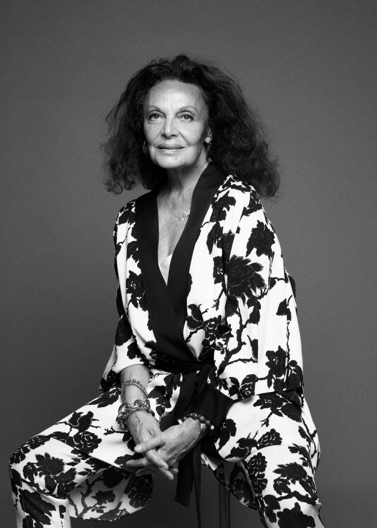 Diane Von Furstenberg x h&m